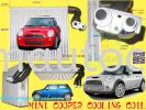 (CLC)  Mini Cooper R53 Cooling Coil  Cooling Coil Car Air Cond Parts