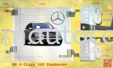 (CDS) MB M-class 163 Condenser Condenser Car Air Cond Parts