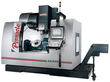 PINNACLE Brand 5-Axis Machining Center AX450