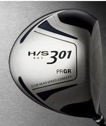 PRGR H/S 301 Driver