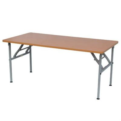 QW011FL  Rectangular Table with Foldable Legs
