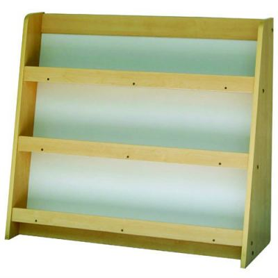 QWA008 Single-Sided Library Shelf