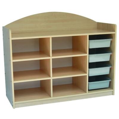 QWA005 Manipulative Storage Unit ( Wood )