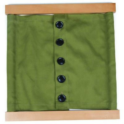 KP004 Large Button Frame