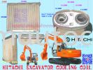 (CLC)  Hitachi Excavator Cooling Coil  Cooling Coil Car Air Cond Parts