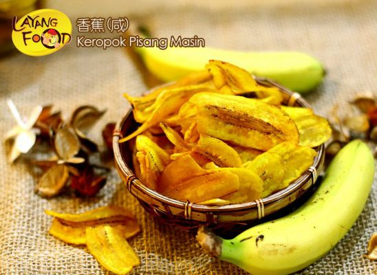 Salted Banana Chips �㽶 (��)