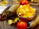 Tapioca Chips (Tomato) 番茄味木薯片 Tapioca Chips