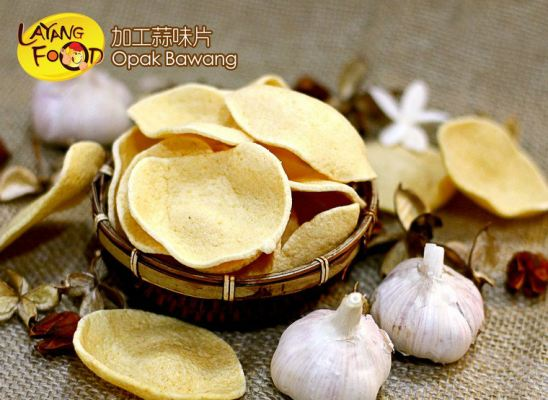Tapioca Crackers (Onion) �ӹ���ζƬ