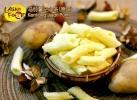 Potato Nail Sticks 马铃薯空心条 (原味) Tapioca Crackers