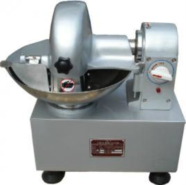 Fine Cutter/Chopper - Meat, Chili (TQ5) / Mesin Memotong - Daging, Cili (TQ5)