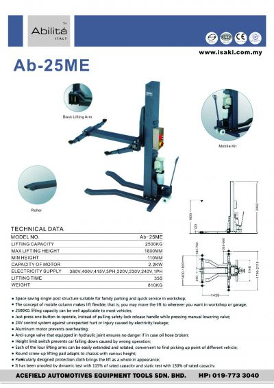 AB - 25ME