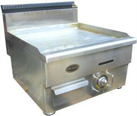 Gas Flat Pan Fryer/Griddle / Kuali Rata Gas Mengoreng/Serabi