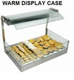 Food Warmer Display Showcase / Tempat Pameran Makanan