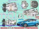 (CPS)   Mazda 3 Panasonic Compressor Compressor Car Air Cond Parts