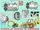 (CPS)   Caterpillar Machine ND Compressor Compressor Car Air Cond Parts