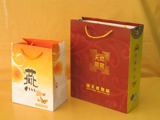 Bird's Nest Paper Gift Box 燕窝礼盒