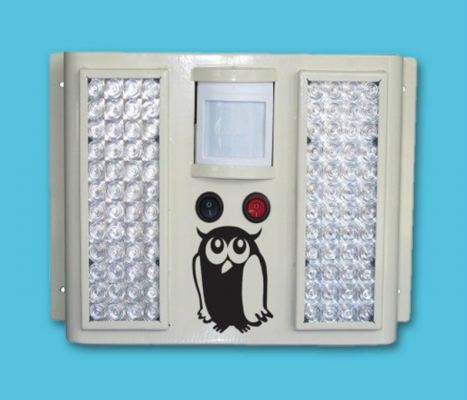 Anti-owl Flash Light (Direct Flash ) 防备猫头鹰闪灯 (直射型)
