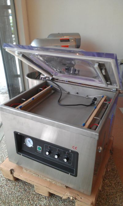 Vacuum Packing Machine / Mesin Vakum Pembungkusan