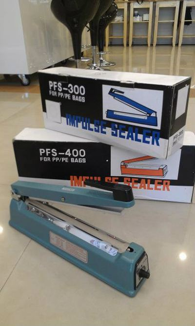 Hand Sealer (Aluminium Case) / Mesin Pembalut Tangan (Aluminium)