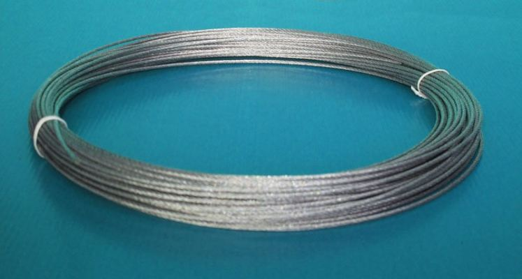 High voltage steel cable 高电压钢线