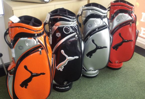 PUMA 2013 Limited Edition Golf Bags