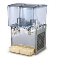 Juice Dispenser 2 x 18L / Pemerah Jus Dispenser 2 x 18L