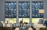 Roman Blinds Curtain