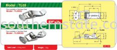TL03- Toggle Link Clamp Toogle Link Clamp Toggle Clamp