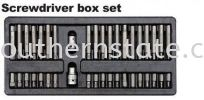 YATO Screwdriver Box Set Tool Box and Cabinet Tool Box and Cabinet