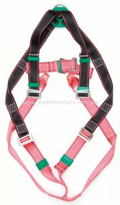 SITESAFE Body Harness 2 Point
