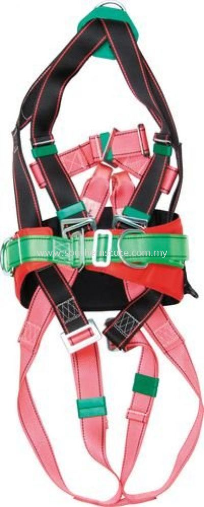 SITESAFE Body Harness 2 Point-With Belt