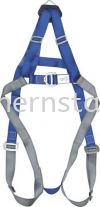 TUFFSAFE Front & Rear 'D' Harness Fall Arrest Equipment Personal Protection