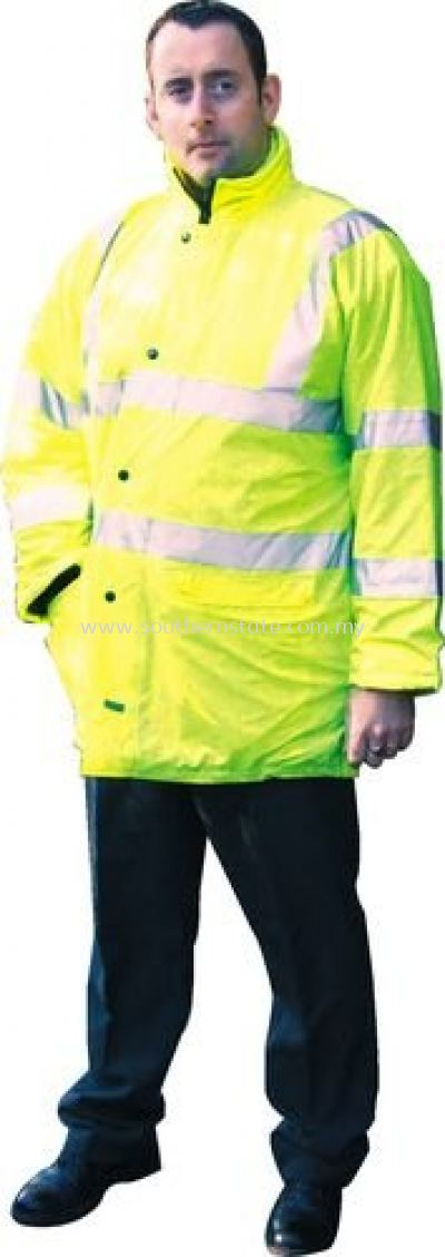 TUFFSAFE Breathable High Visibility Coats