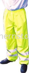 TUFFSAFE Breathable High Visibility Trousers Special Hazard Clothing Personal Protection
