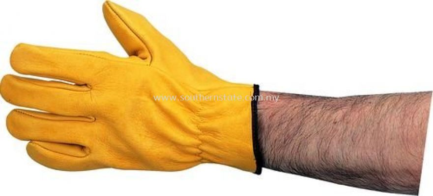 TUFFSAFE  Cowhide Driver��s Gloves