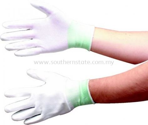 TUFFSAFE Seamless Gloves��White��