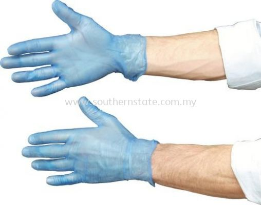 TUFFSAFE Vinyl Disposable Gloves
