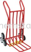 MATLOCK Folding Footiron Stairclimbing Truck Truck& Trolley Storage and Handling