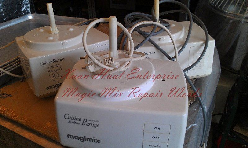 Magic mix food processor repair / Magic Mix 食物处理器维修 / Membaiki Magic Mix Food Processor