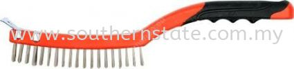 Yato Wire Brush with Plastic Handle(YT-6336) Brushes Brush