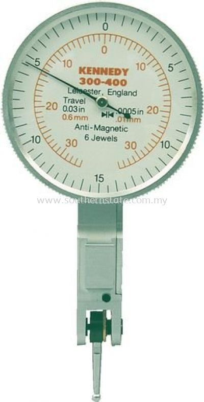 KENNEDY Easy Read Anti-Magnetic Dial Test Indicators