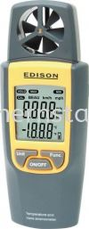 EDISON Airflow , Velecity & Thermometer Thermometers Precision Equipment