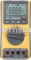 EDISON 5-IN-1 Multimeter & Environmental Tester Thermometers Precision Equipment