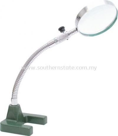 OXFORD Bench Magnifiers with Stand