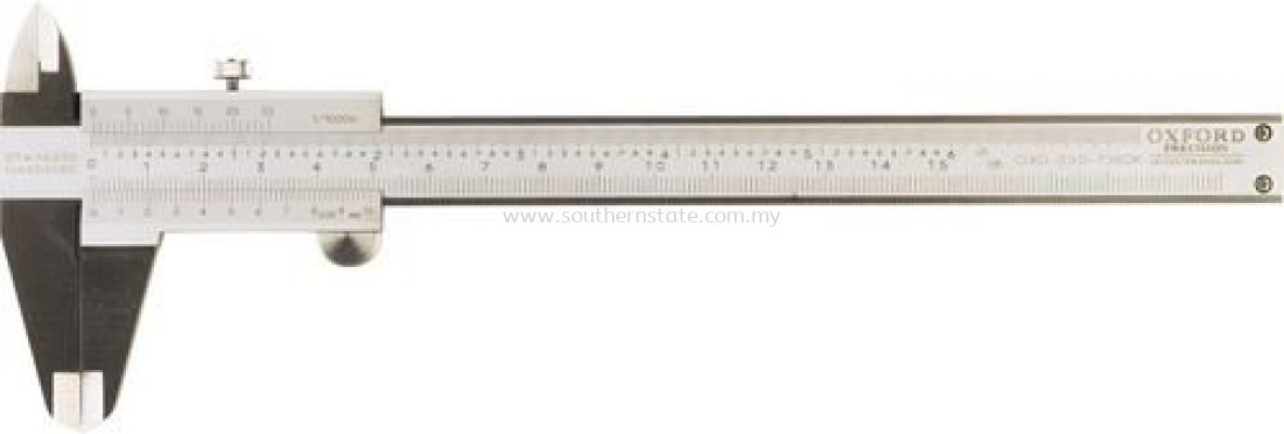 OXFORD Standard Vernier Calipers