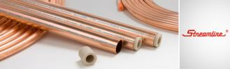 Copper Tube HVAC Tubes And Pipes Mueller