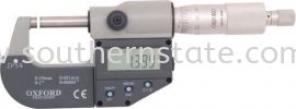 OXFORD Digital Electronic External Micrometer Digital Micrometer Precision Equipment