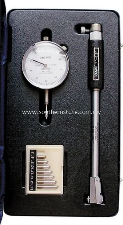 OXFORD 18-35mm Dial Bore Gauge