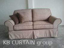 Refurbished sofa fabric