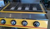 Burger Bakar Equipment - Gas BBQ Set  Gas Stove Burger Bakar Equipment